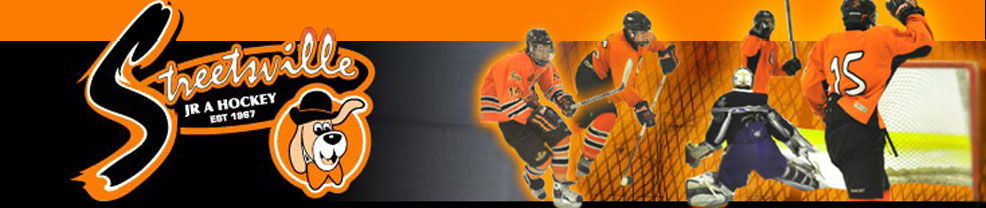 OJHL Streetsville Derbys Jr A Hockey Club